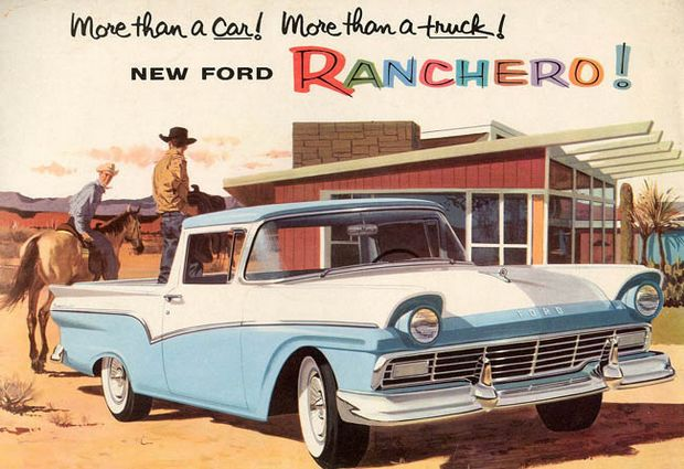 Ranchero сразу приглянулся