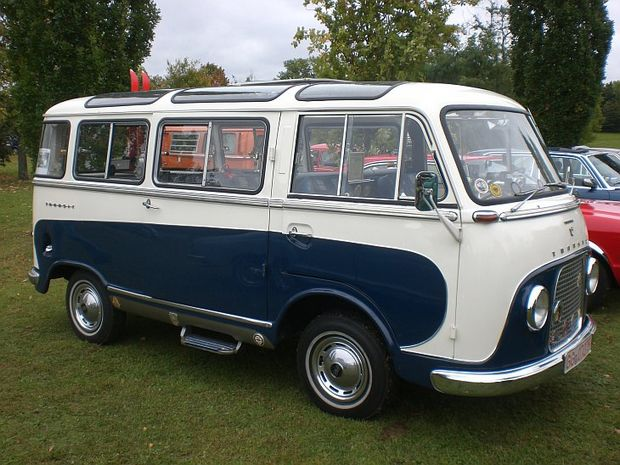 Ford Taunus Transit 830 1963 года