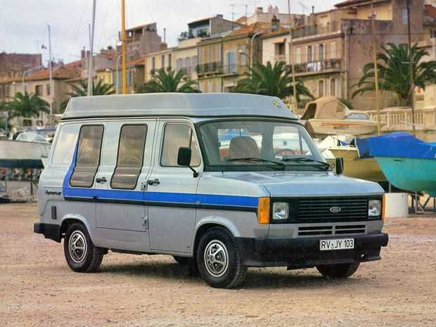 Ford Transit FT 100, 1978 года