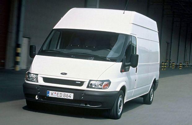 Ford Transit 2000 – 2007 годов