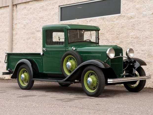 Пикап Ford V8 1932 года