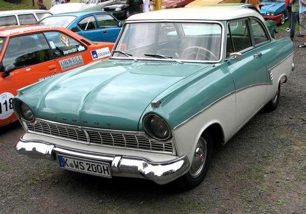 Ford Taunus 1955 года