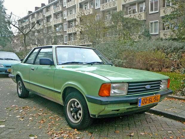 Ford Taunus, 1980 год