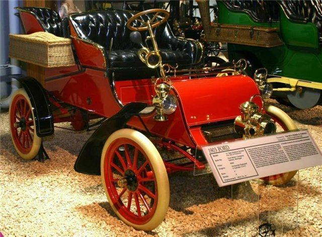 Ford Model  А, 1903 года