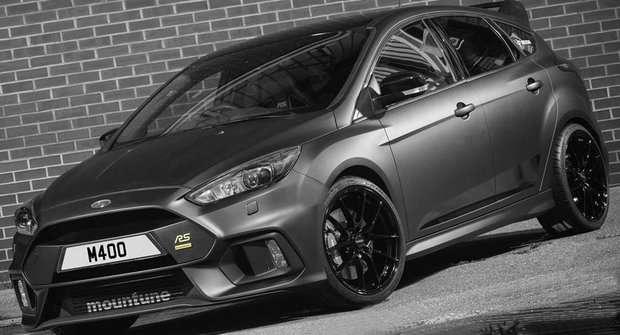 Focus RS с пакетом обновлений M400