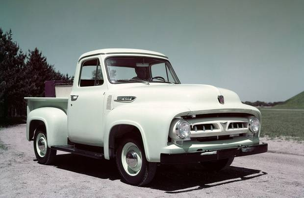 Ford F-100 1953 года