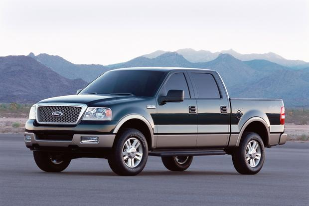 Ford F-150 2004 года