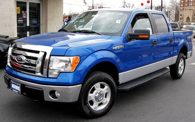 Ford F-150 XLT Super Crew 2009 года