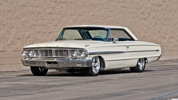 Ford Galaxie 500 XL Resto Mod, 1964 года