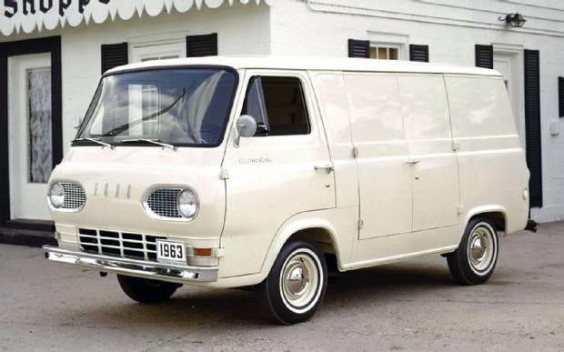 Первое поколение Ford Econoline Van (1963 г)