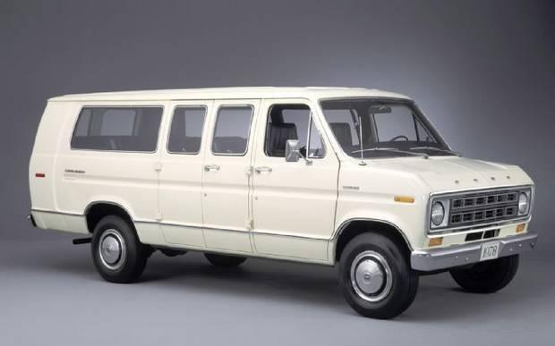 Ford Econoline Super Wagon 1978 года