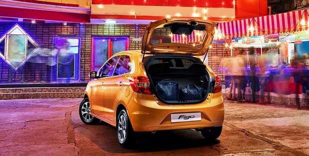 Багажник Ford Figo