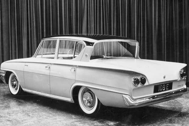 Прототип Ford Consul Classic: Apollo