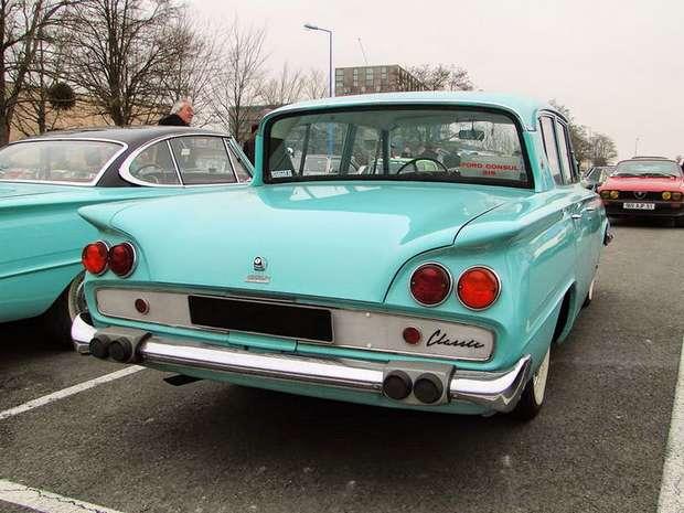 Ford Consul Classic 4-двери