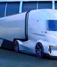Концепт Ford F-Vision Future