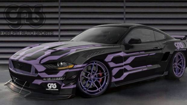 Mustang от Galpin Auto Sports