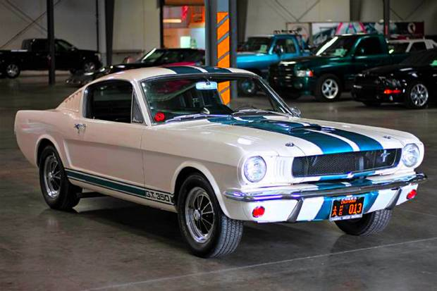 Ford Mustang Shelby GT350, 1965 года