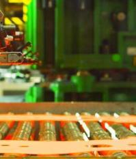 Автоматизированная штамповка из бористой стали