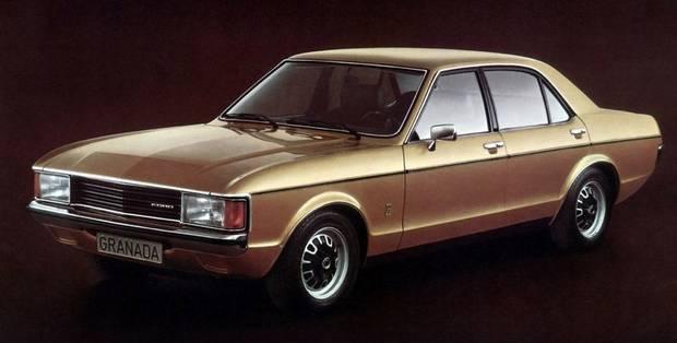 Ford Granada 1972 года