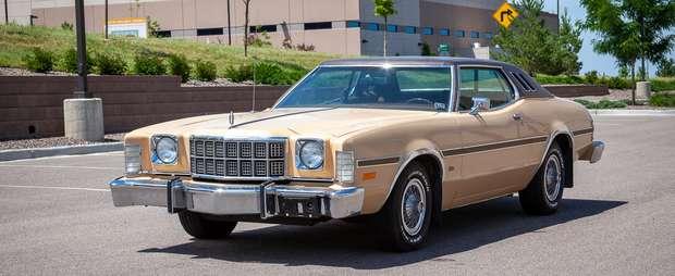 Ford Elite 1976 года