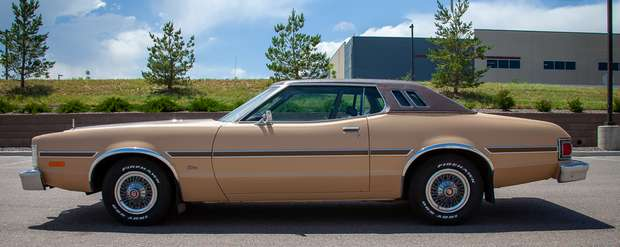 Ford Elite 1976 года, рис. 2