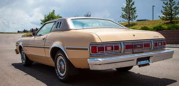 Ford Elite 1976 года, рис. 3