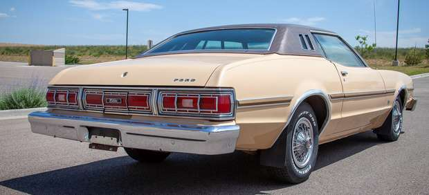 Ford Elite 1976 года, рис. 4
