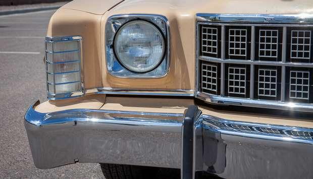 Ford Elite 1976 года, рис. 5