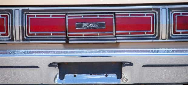 Ford Elite 1976 года, рис. 7