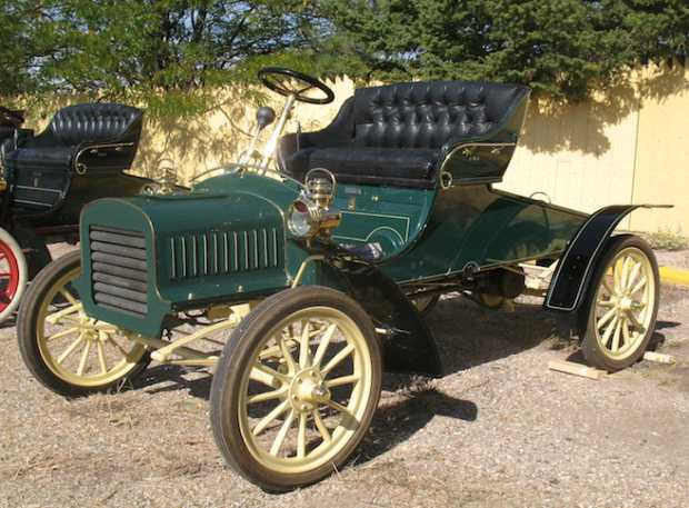 Ford Model C, 1904 года