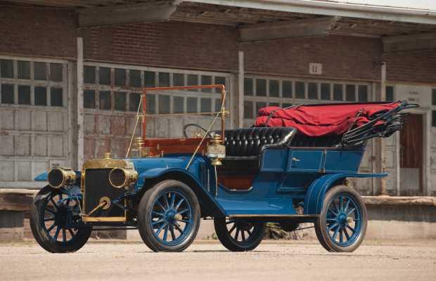 Автомобиль Ford, Model K 1906 года
