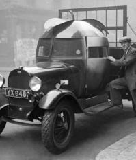 Ford Model AA 1928 года переоборудован для промоакций